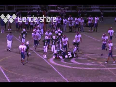Connor Prevost Football Highlights 2010