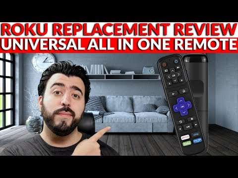 Universal All In One Roku Remote Review from Sofabaton - YouTube Tech Guy