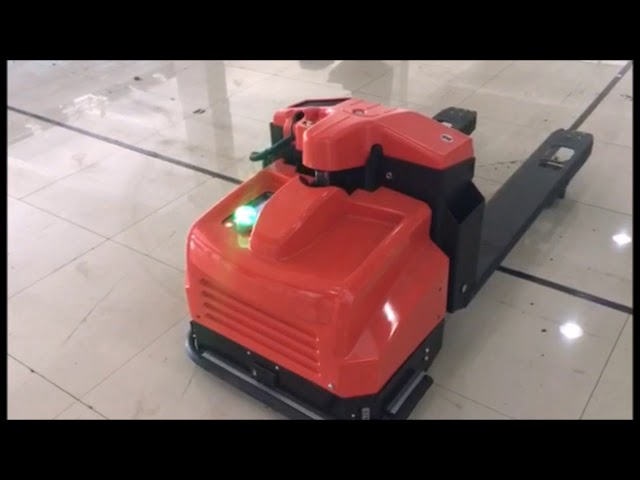 Fork type AGV | Pallet Truck AGV - Automated Guided Vehicle
