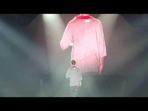 Justin Bieber - Purpose - live Birmingham 2016