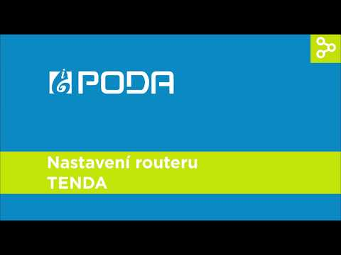 Jak Nastavit Router Tenda