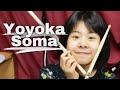 OH MY GOD Yoyoka Deep Purple Burn Vand3rHorst Drummer React #react #drums #deeppurple