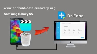 How to Recover Videos from Samsung Galaxy S5 (Active/Mini) on Mac ( Yosemite, EI Capitan Included)