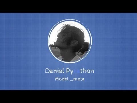 Image from Daniel Pyrathon about Meta API at Django: Under The Hood