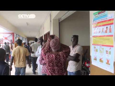 Ebola: Guinea Border with Sierra Leone Closed
