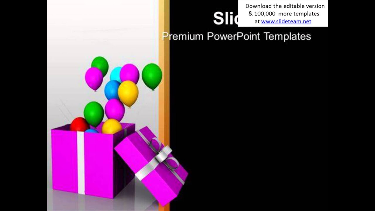Balloons coming out of open box symbol powerpoint templates ppt balloons coming out of open box symbol powerpoint templates ppt backgrounds for slides 0113 biocorpaavc Choice Image