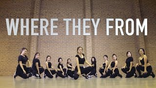 Missy Elliot - Where They From (WTF) | iMISS DANCE CHOREOGRAPHY @ IMI DANCE STUDIO