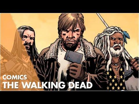 Comics: THE WALKING DEAD - Tomo 6