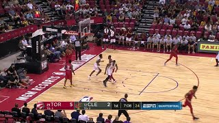 1st Quarter, One Box Video: Cleveland Cavaliers vs. Toronto Raptors