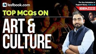 Indian Art and Culture MCQ | Static GK in Hindi for RRB NTPC 2019, Railway JE & SSC Exams