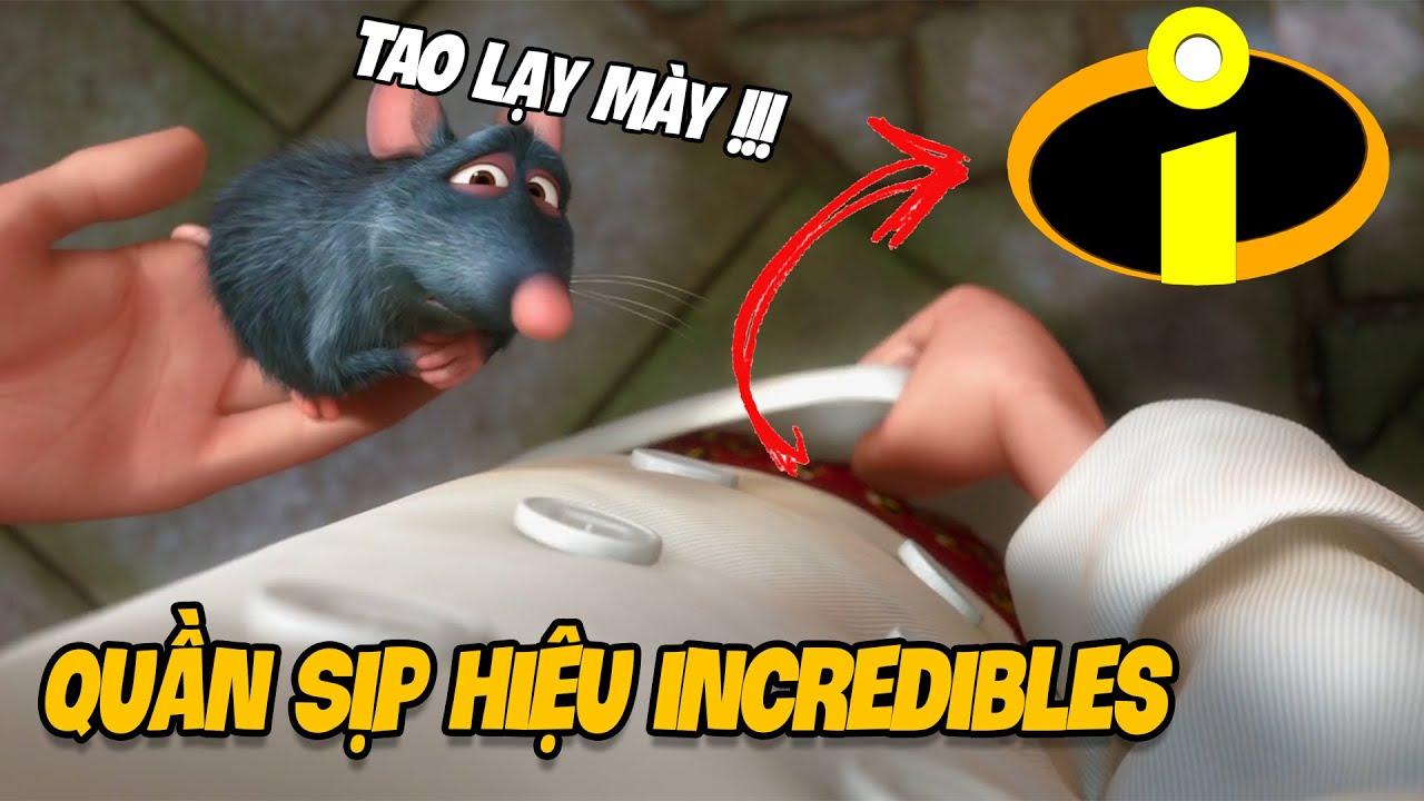 Cảnh Sát Cartoon Phần 5: Easter Eggs thú vị trong các bộ phim của Pixar - Part 1