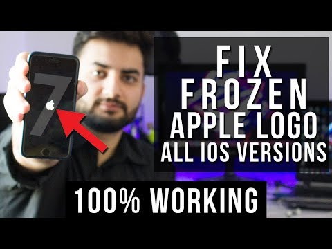 How to Fix iPhone 7 or 7 Plus Stuck on Apple Logo | Endless Reboot Problem