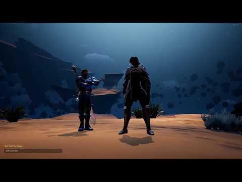 Dauntless OB 0.5.10 - Riftstalker (Heroic) Duo Speedrun (02:19:99)   [AEOL] Alxius & [AEOL] Cirrus