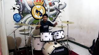 Video Akad (Cover) - Versi ROCK - Payung teduh (drum cover) download MP3, 3GP, MP4, WEBM, AVI, FLV Mei 2018