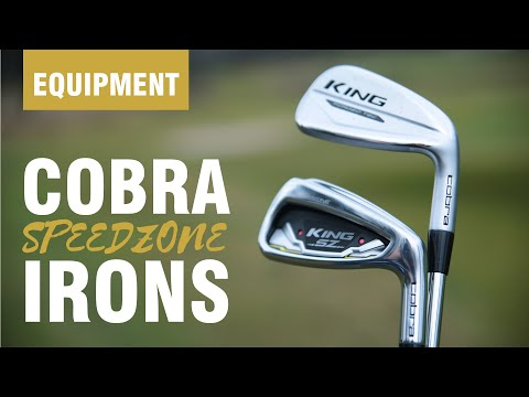 Cobra King Speedzone Irons Review