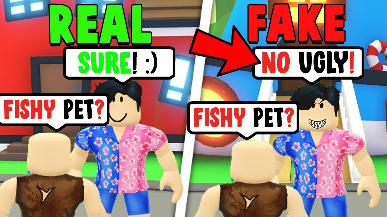 Download I EXPOSED a FAKE FISHYBLOX in Adopt Me..