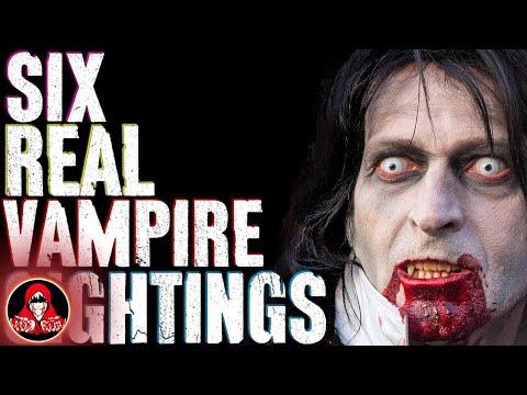 6 REAL Vampire Encounters