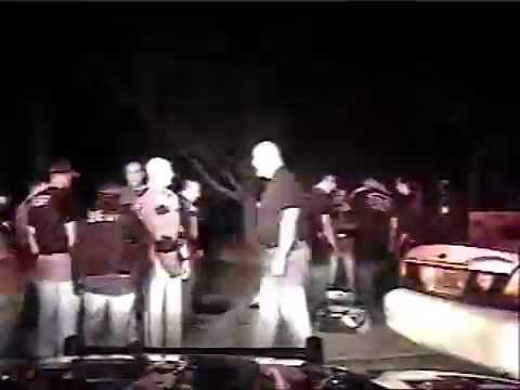 corrupted collier county sheriffs violates mans Constitution rights and assaults him. part two