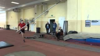 Paweł Wojciechowski - Trening 1 - 11.11.2013