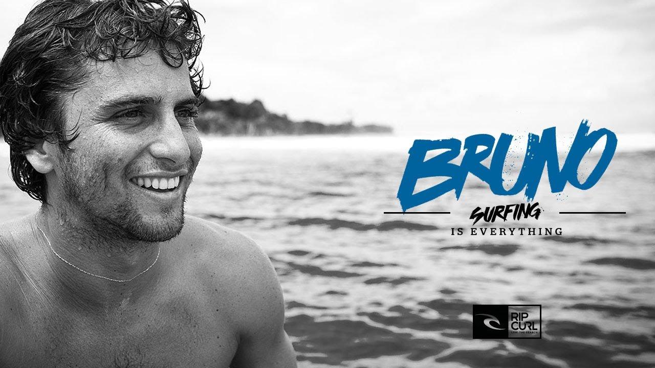 Download Rip Curl - Surfing is Everything: Bruno Santos