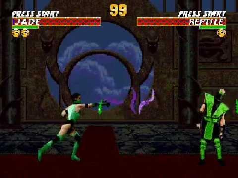 Ultimate Mortal Kombat Trilogy - Supreme Demonstration