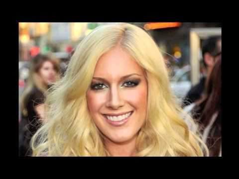 Heidi Montag Face Morph in 30 Seconds
