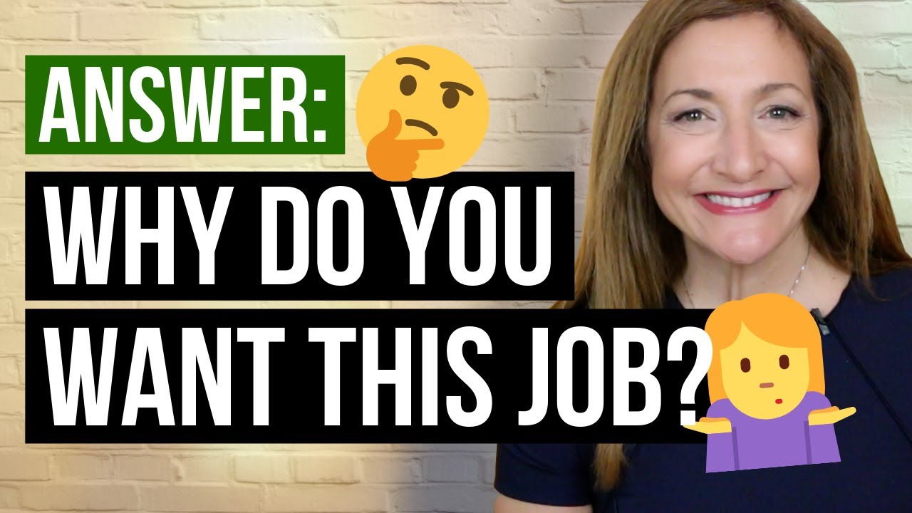 How To Answer 'Why Are You Interested In This Job?' - Work It Daily