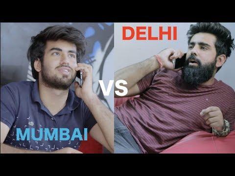 EVERY DELHI-MUMBAI CONVERSATION | Hasley India