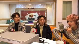 【Hit Fm facebook直播】陳勢安+有感覺樂團 v.s OH夜DJ