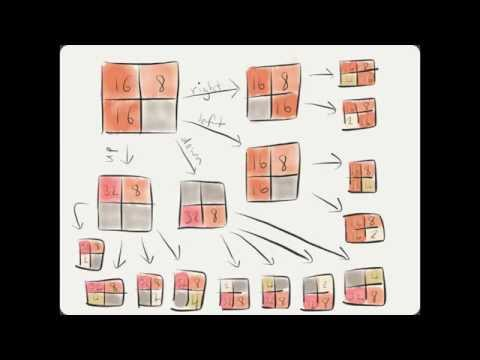 A Whiteboard Intro to 2048 and Minimax Algorithms