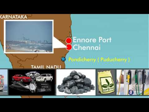 Ports of India