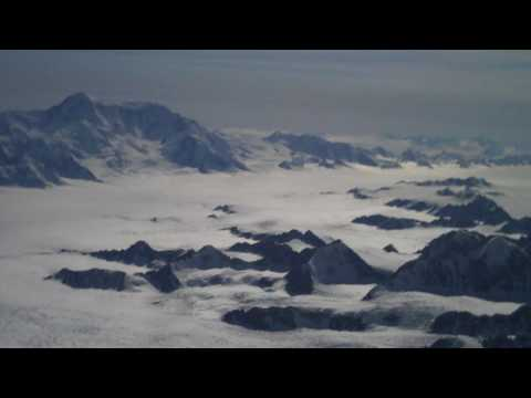 Reaching the summit of Mount Logan, highest point of Canada