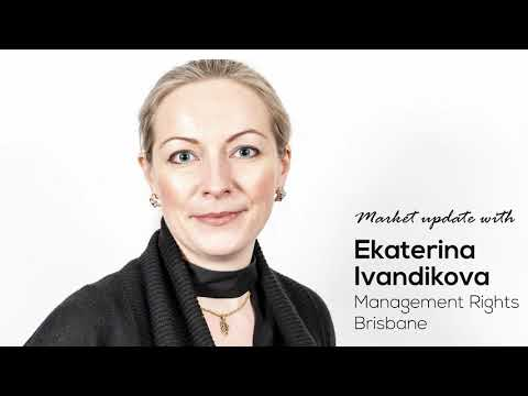 Management Rights Market Update - Australian Valuers   Ekaterina Ivandikova   July 2020