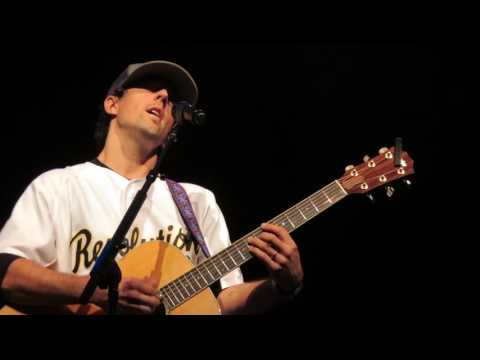 Jason Mraz - Work in Progress - Strand Capitol-Performing Arts Center 06.28.16