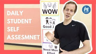 Daily Student Self Assessment   Physical Education