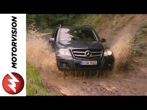 Test Drive Mercedes GLK 350