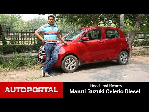 Maruti Suzuki Celerio Diesel Test Drive Review - Autoportal