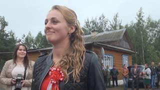 Украинская свадьба: танцы