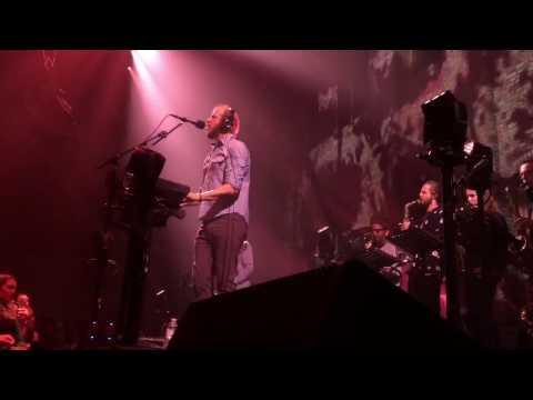 Bon Iver -  8 (circle)  (Live at Pioneer Works, Brooklyn New York on December 7, 2016)