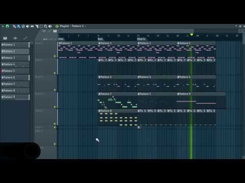 Şanışer Live Sessions #2 Gel   FL Studio Beat Project