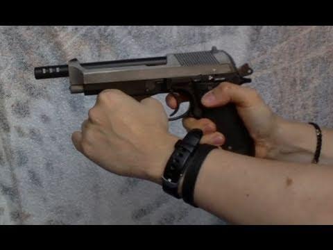 (Airsoft) Beretta 93R KWA