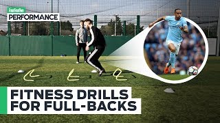 Fitness Training For Full-Backs With Danilo | You Ask, We Answer