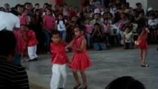 arremangala y arrempujala nios del 2b jardin de nios cuahutemoc
