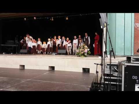 30/04/2017 - Reģionālie Kultūras Svētki Britu salās - Mazais Letiņš - Ai Zeme Zemīte