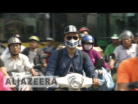 Hanoi plan to ban motorbikes by 2030 to combat congestion
