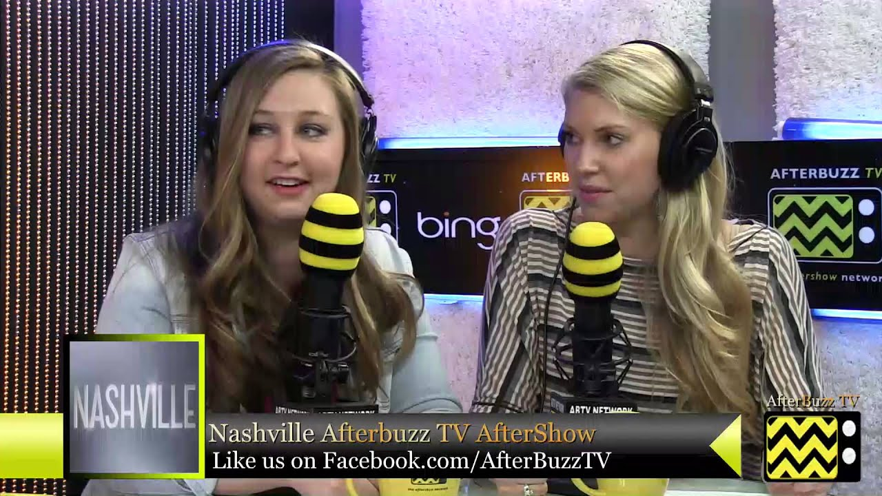 """Download Nashville After Show Season 1 Episode 12 """" I've Been Down That Road Before """" 