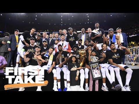 Are The Warriors The Greatest In NBA History?   First Take   June 13, 2017