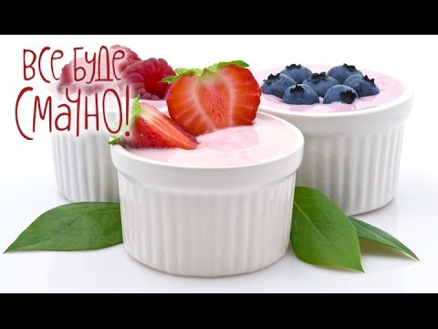 Готовим домашний йогурт в мультиварке