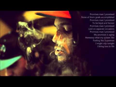 Schoolboy Q - Sacrilegious w/lyrics [HD]