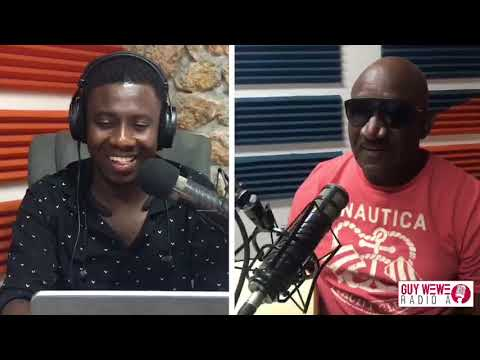 FREDY TOP VICE LIVE INTERVIEW WITH GUY WEWE 4 AVRIL 2018